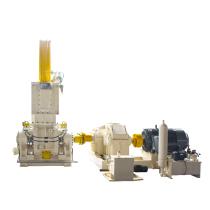 橡胶压延机辊筒工作面转动速度